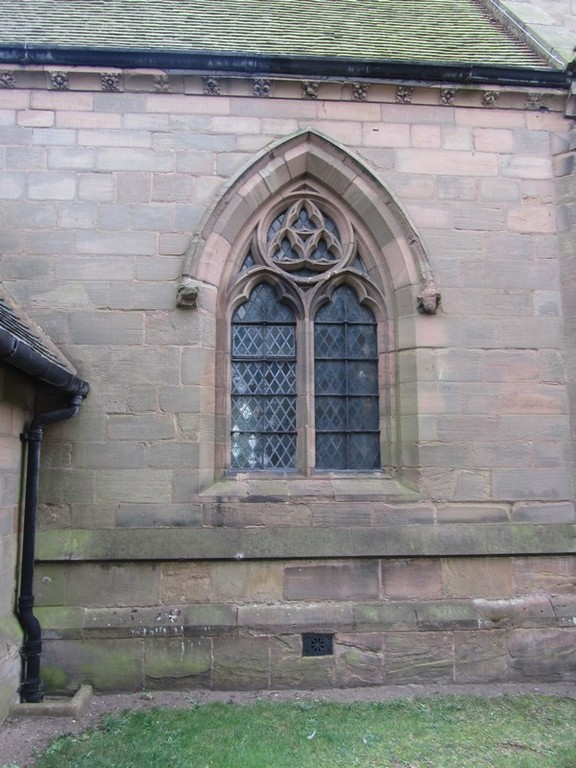 Early English window - north aisle