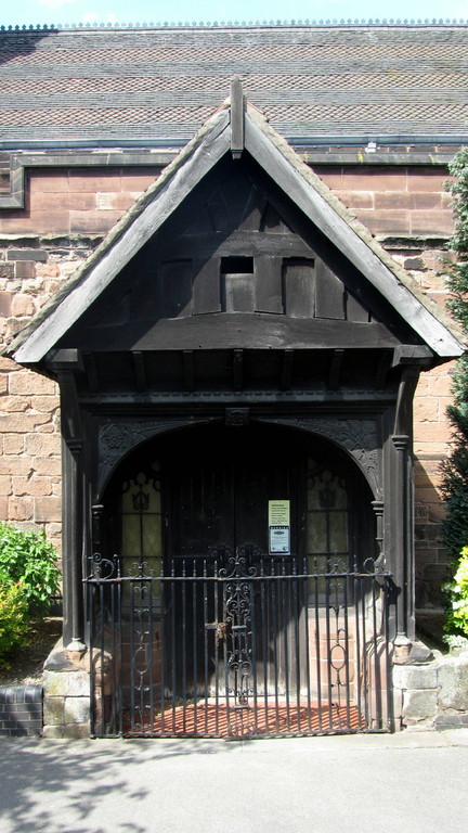 South porch 15th-century
