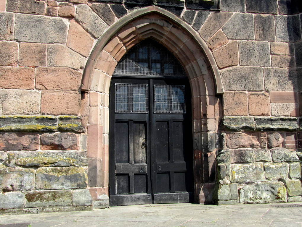West door 15th century