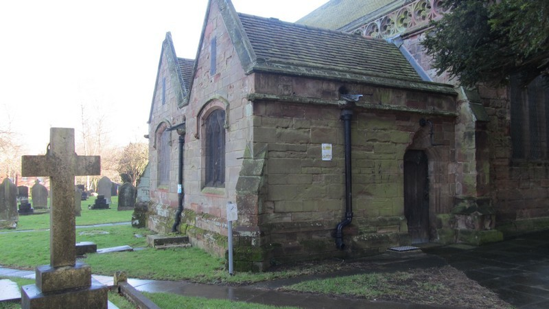 North vestry