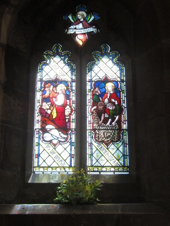 South window