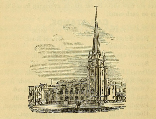 Birmingham Illustrated 1851 – Cornish's Stranger's Guide through Birmingham
