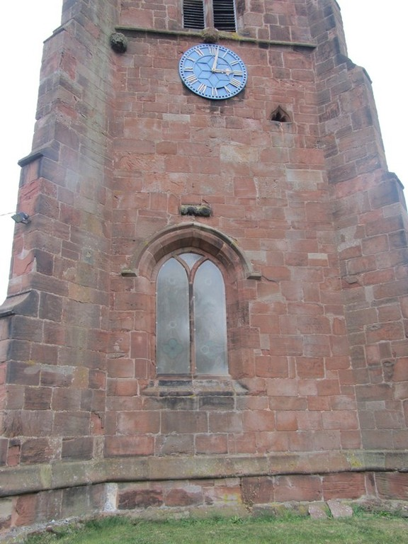 Tower - west face