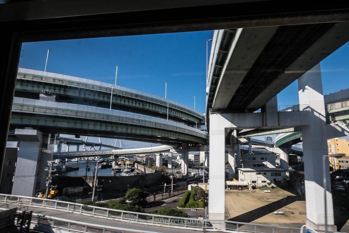 Echangeurs , autoroutes...Osaka