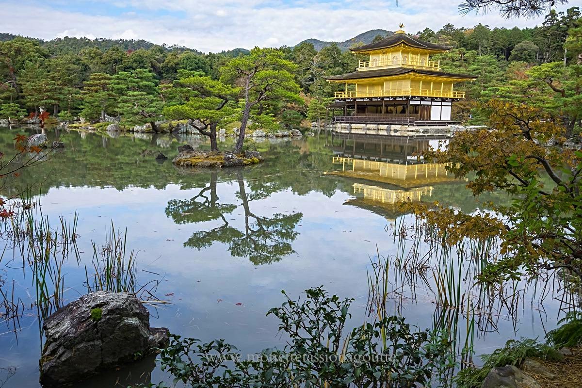 Ginkaku ji ou temple d'or
