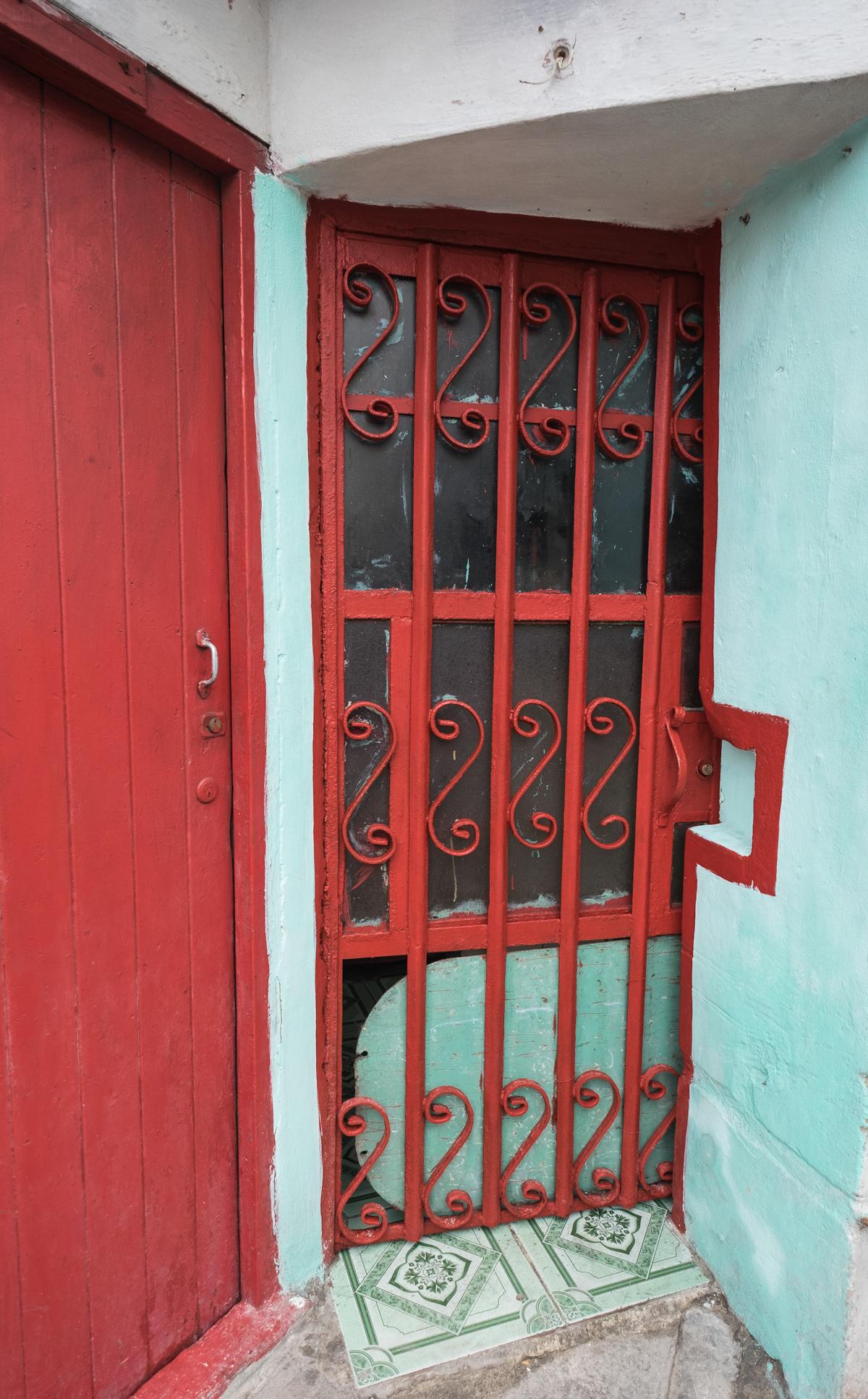 Porte à Cienfuegos