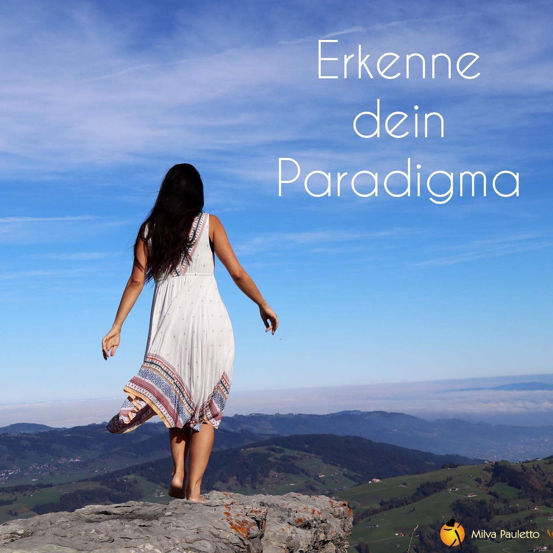 Erkenne dein Paradigma