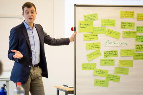 Führungsentwicklung, impro-consult, Führungskräfteentwicklung, Workshop, Moderation, Leadership development