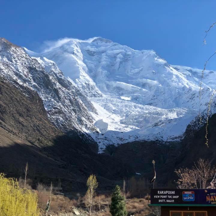 VIAGGIO DI GRUPPO KALASH VALLEY PAKISTAN - Mt. Rakaposhi