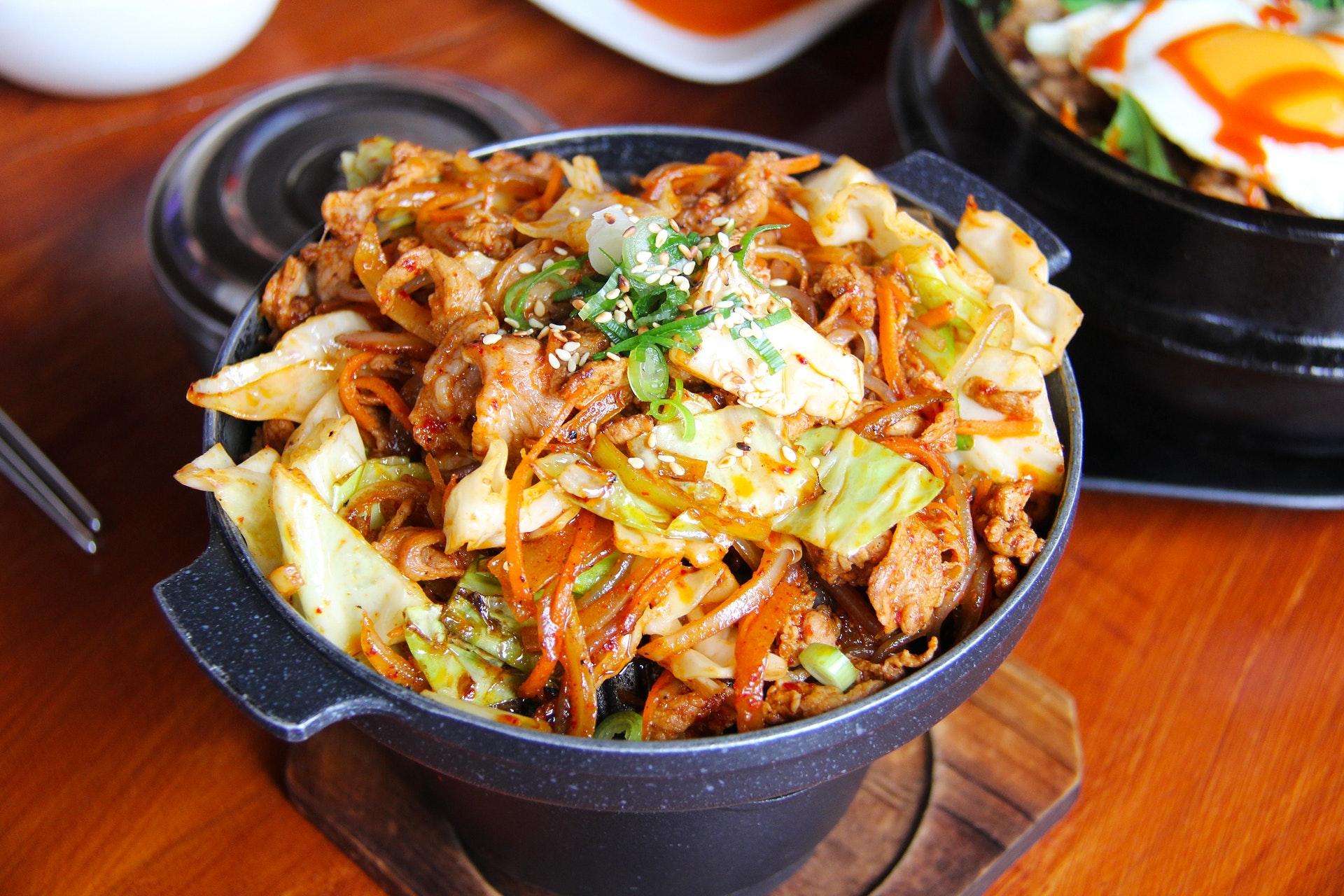 Uno degli ottimi piatti Thai che puoi trovare a Phuket