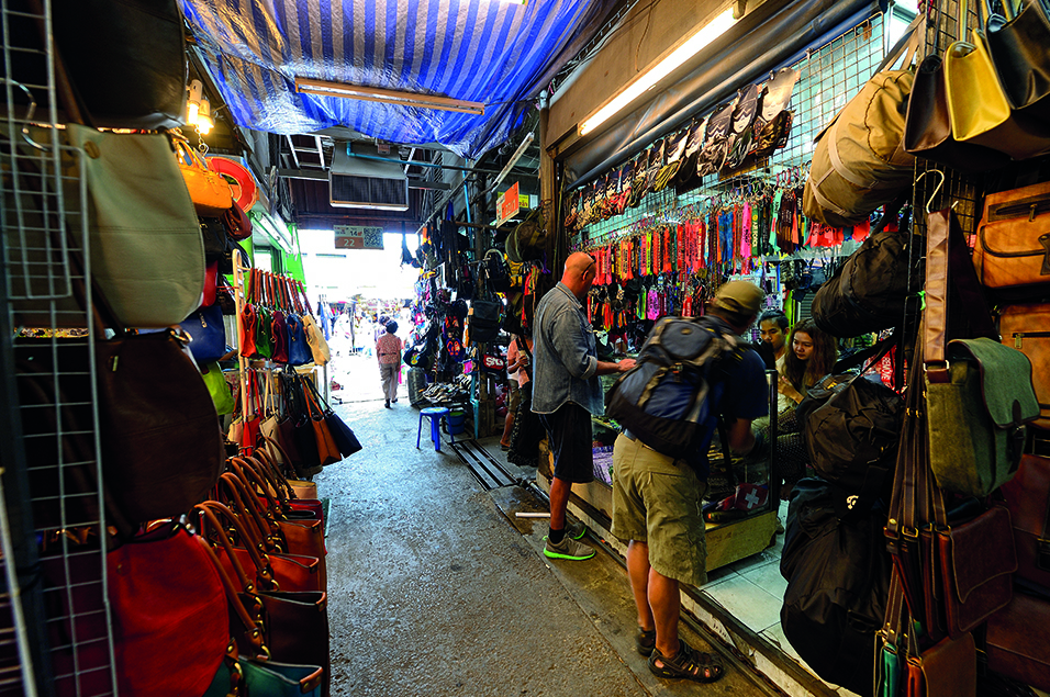 Mercato di Chatuchak a Bangkok (photo by Mr.Peerapong Prasutr)