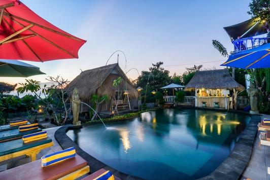 Dove dormire a Nusa Lembongan