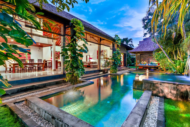 Villa Taksu in Kuta-Legian, Bali (Photo by Villa Taksu)