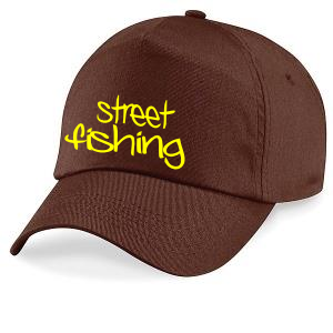 casquette coton, street fishing