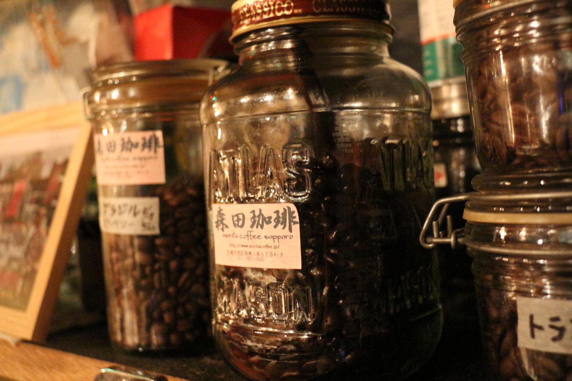 常に新鮮な焙煎豆をご用意