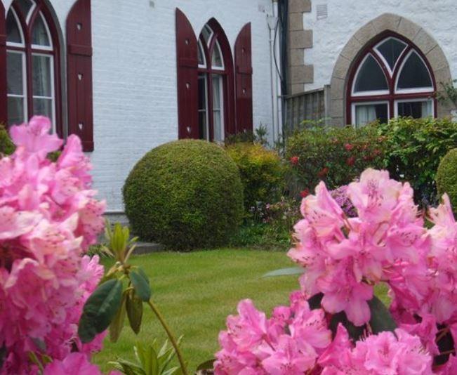 Undercilff Guest House Garten