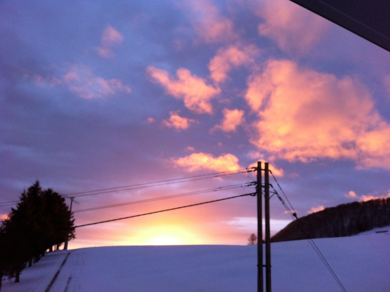 Auch im Winter kann man sehr schöne Bilder einfangen