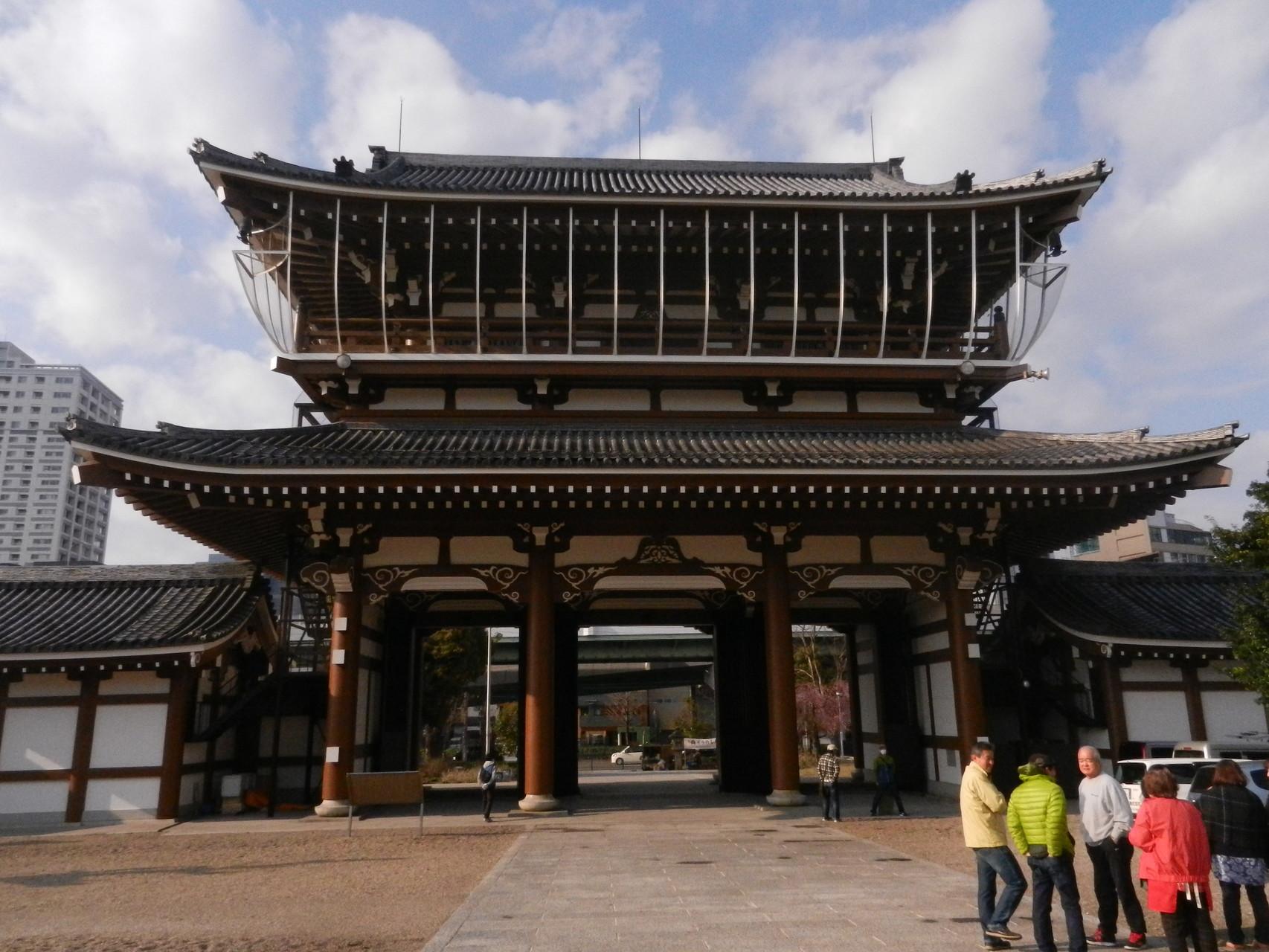 スタート(東別院)