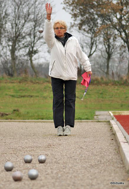 5.11.2011 - Ein guter Wurf von Inga Habenicht!