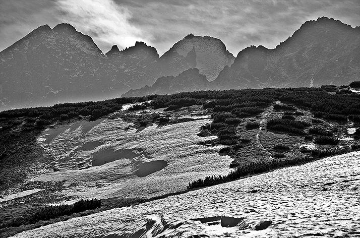 Silver Mountains VI /Inkjet-Print/70x50cm/2016