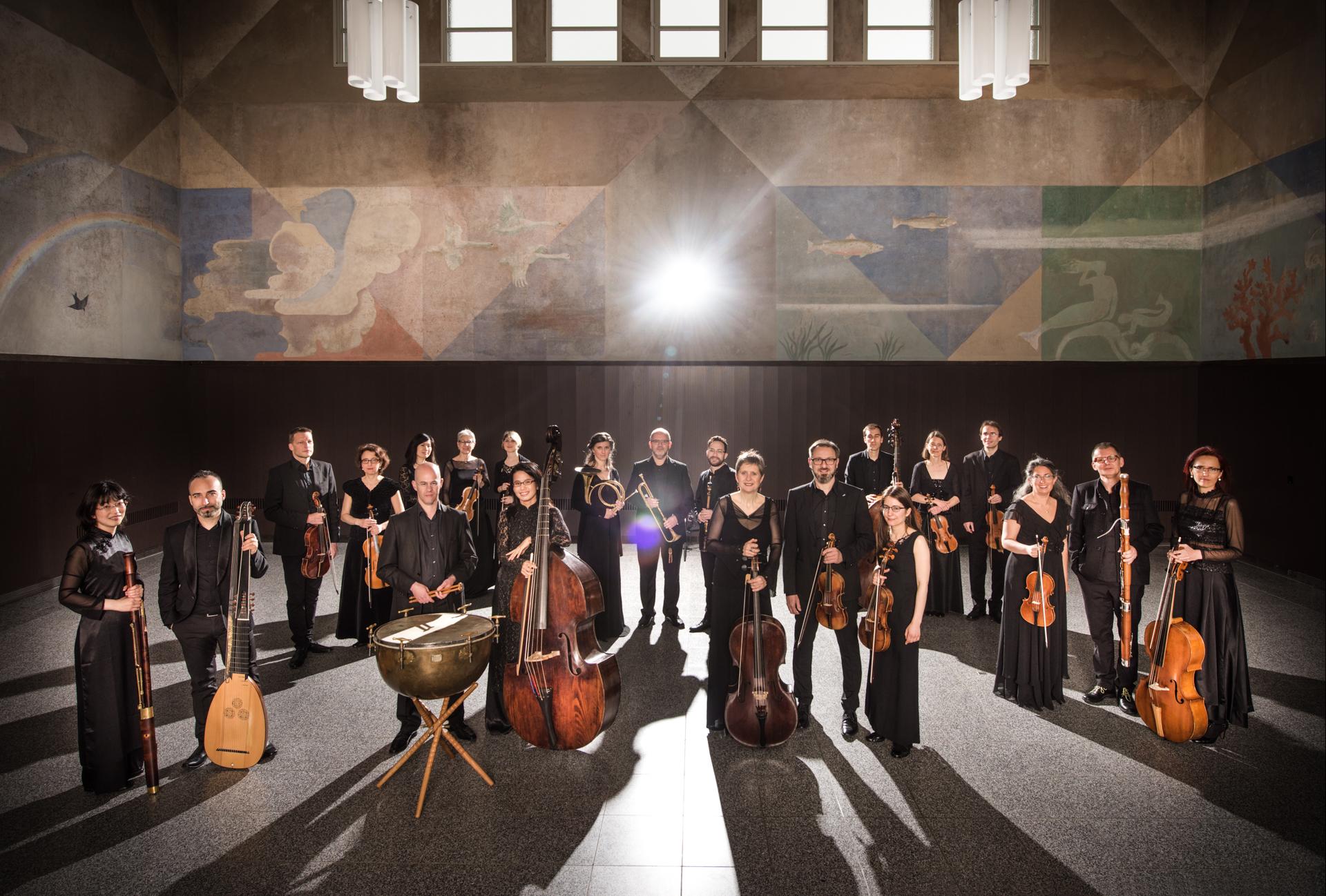 Capriccio Barockorchester