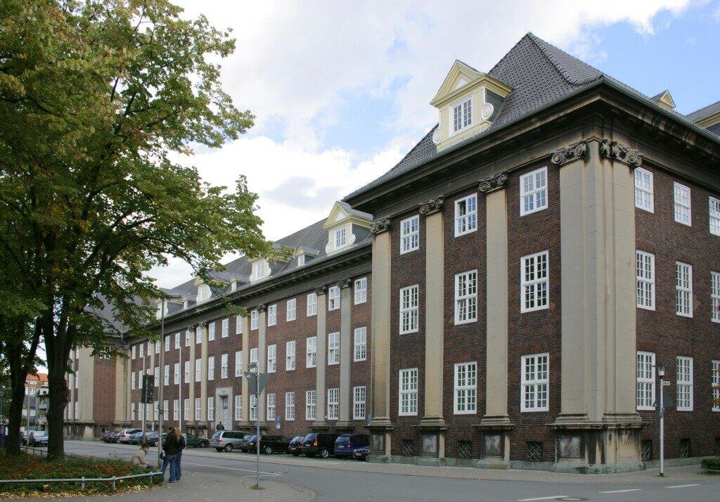 Amtsgericht Hamm (Foto: Justiz NRW)