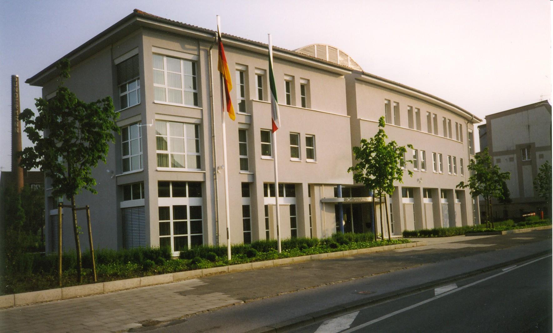 Rechtsanwaltskammer Hamm (Foto: RAK Hamm)