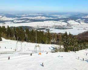 skiën, wintersport, langlaufen dichtbij de vakantiewoning
