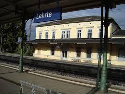 Das historische Bahnhofsgebäude heute