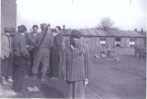 Befreiung des KZ Ahlem