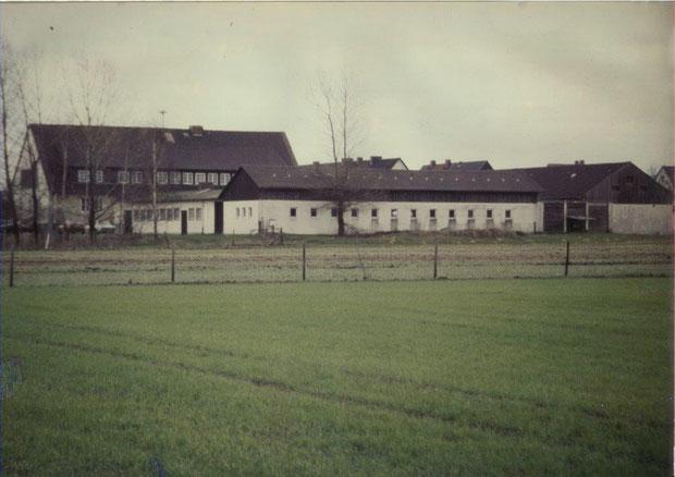 Die Zentrale des Bundessortenamts in den 1970er Jahren