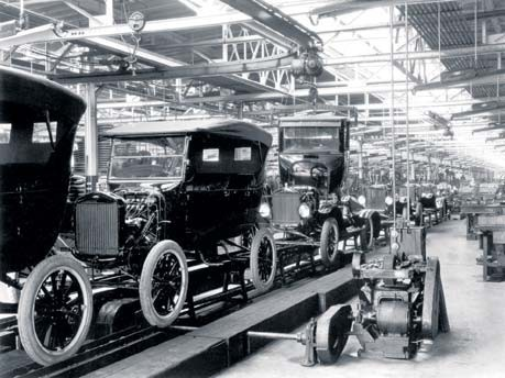 Das Ford Modell T wurde über 15 Millionen mal verkauft