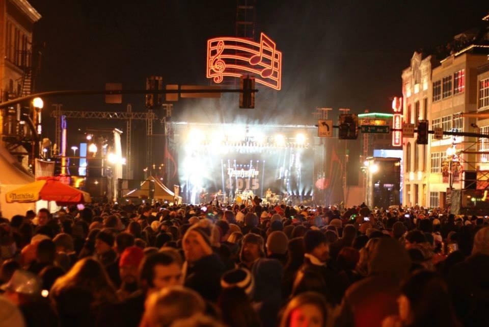 New Years Eve 2015 Nashville