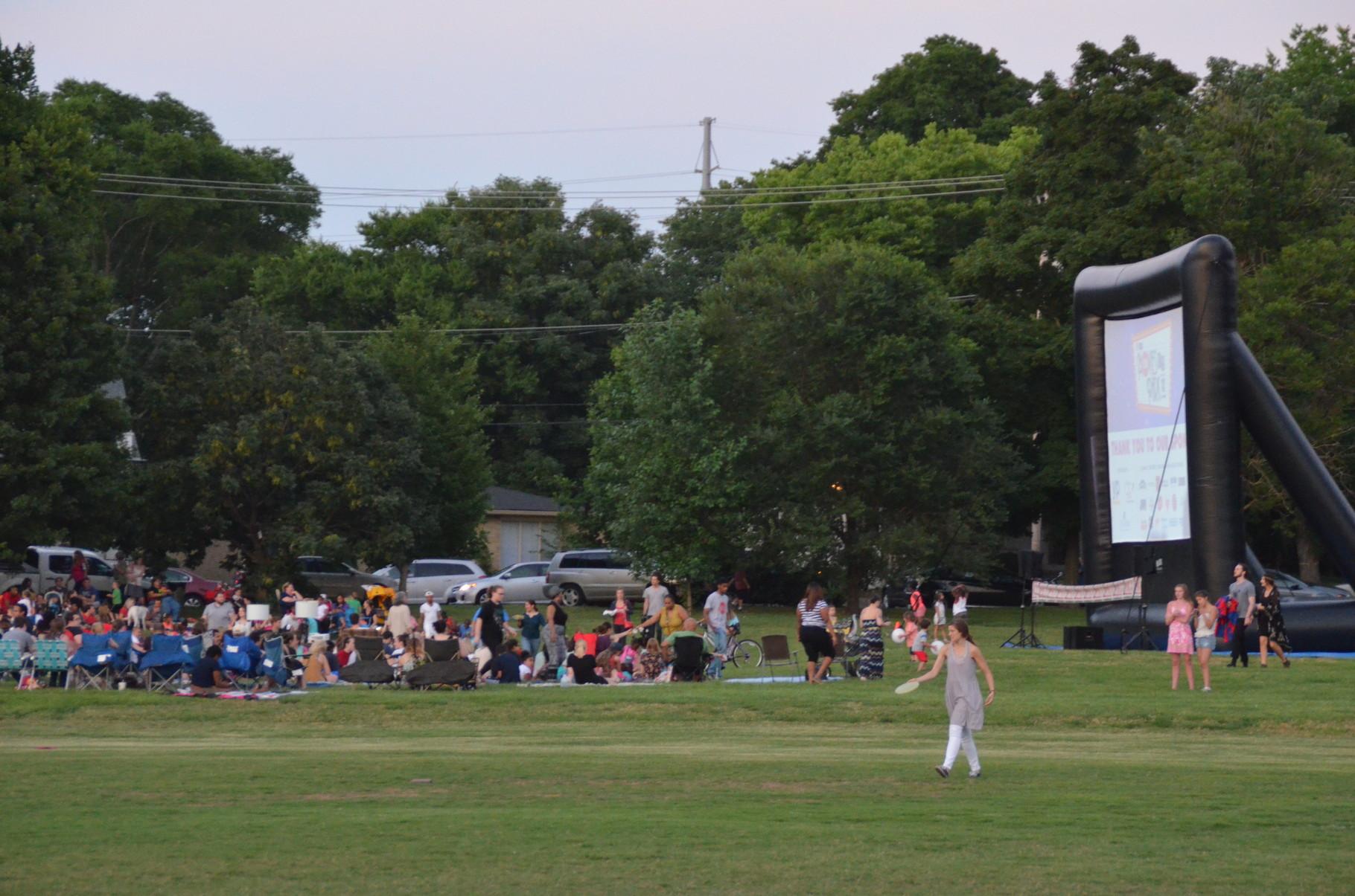 Outdoor Kino im Park, Big Hero 6!