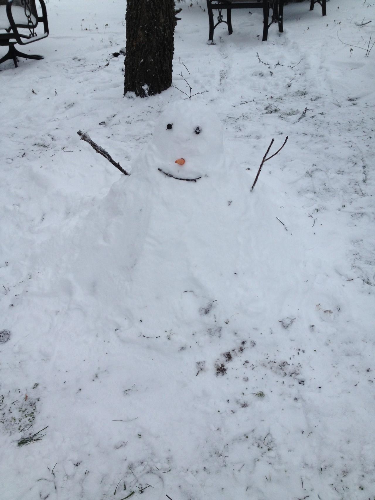 Hallo, ich heiße Olaf...