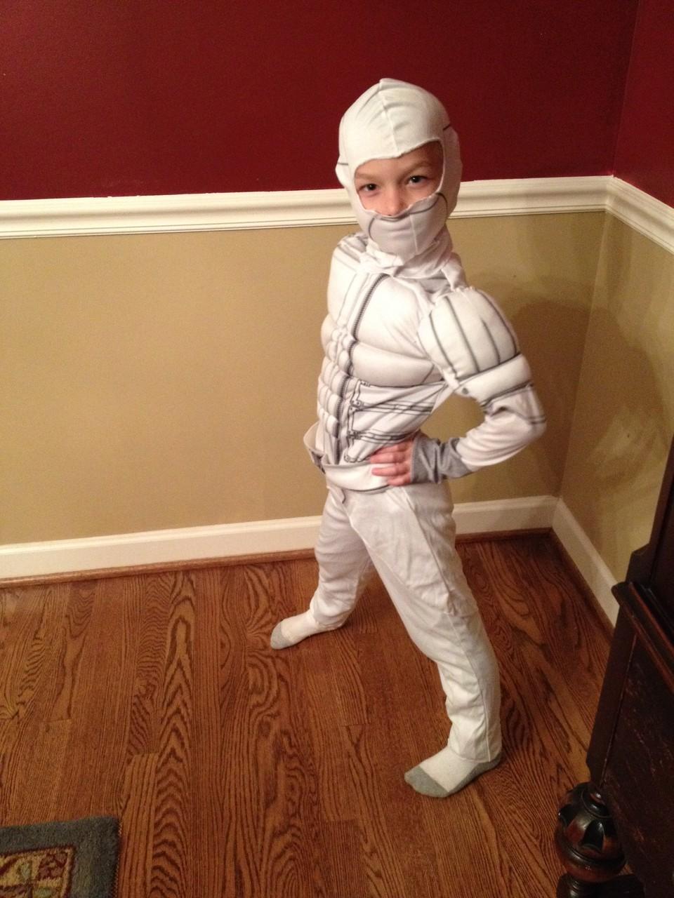 A. ist ein Ninja