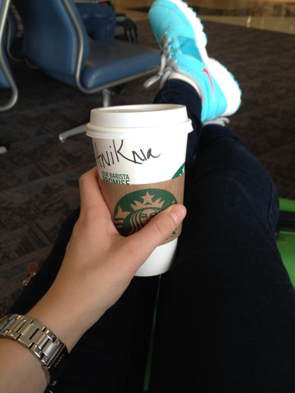 fast Starbucks...aber auch nur fast!