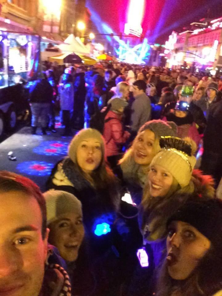 letztes 2014 Selfie!!