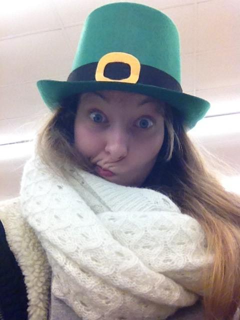 St. Patricks Day im Anmarsch