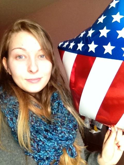 USA Luftballon