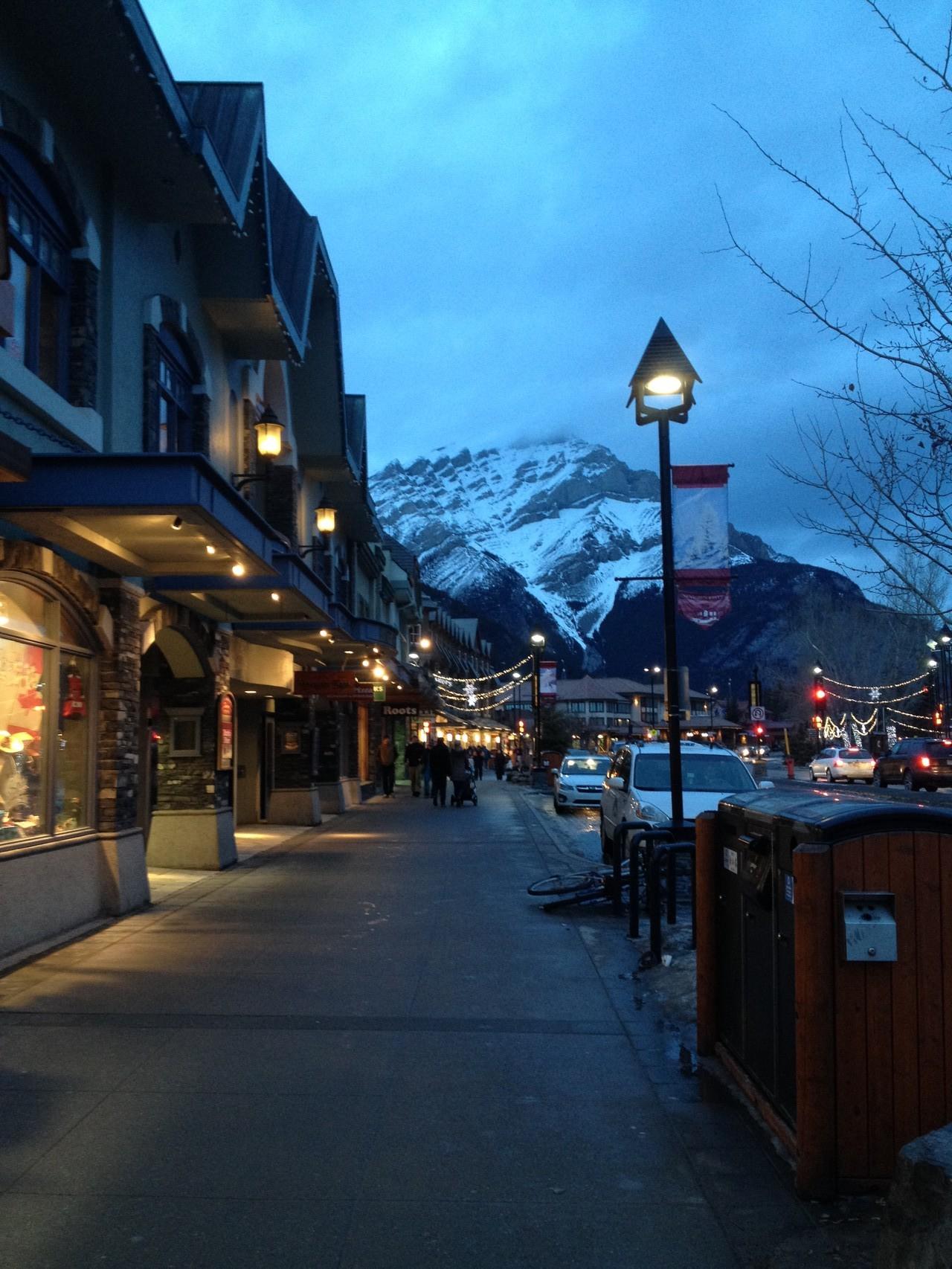 Ferienort Banff