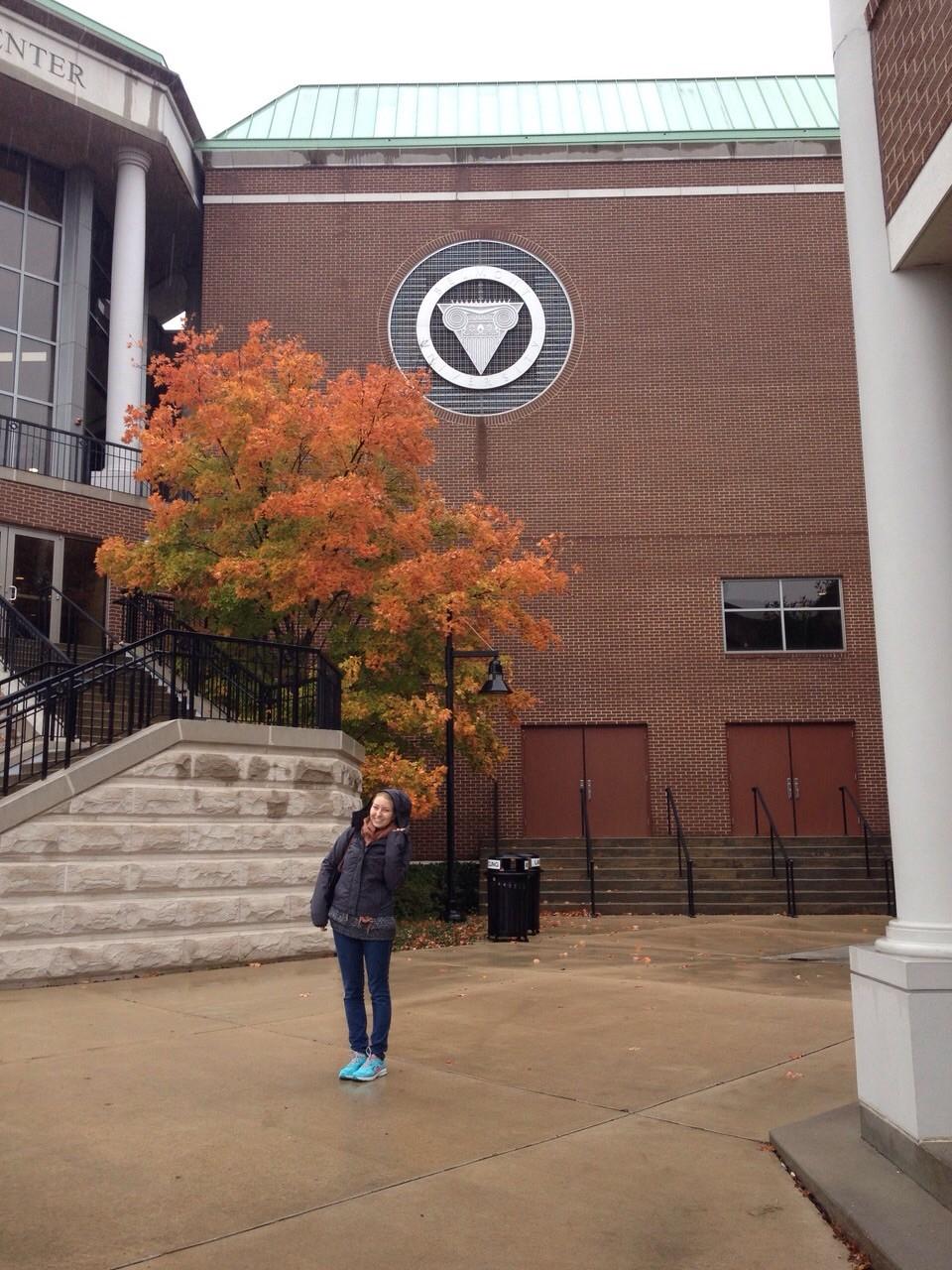Besuch bei der Belmont University