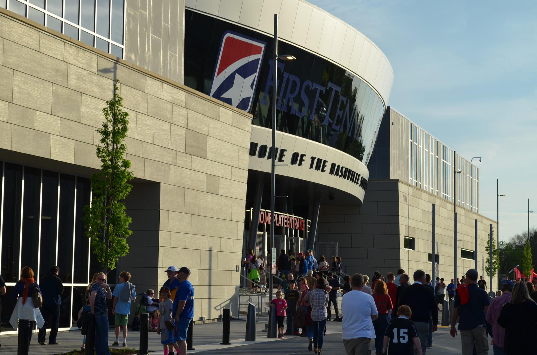 Nashville Sounds Stadion