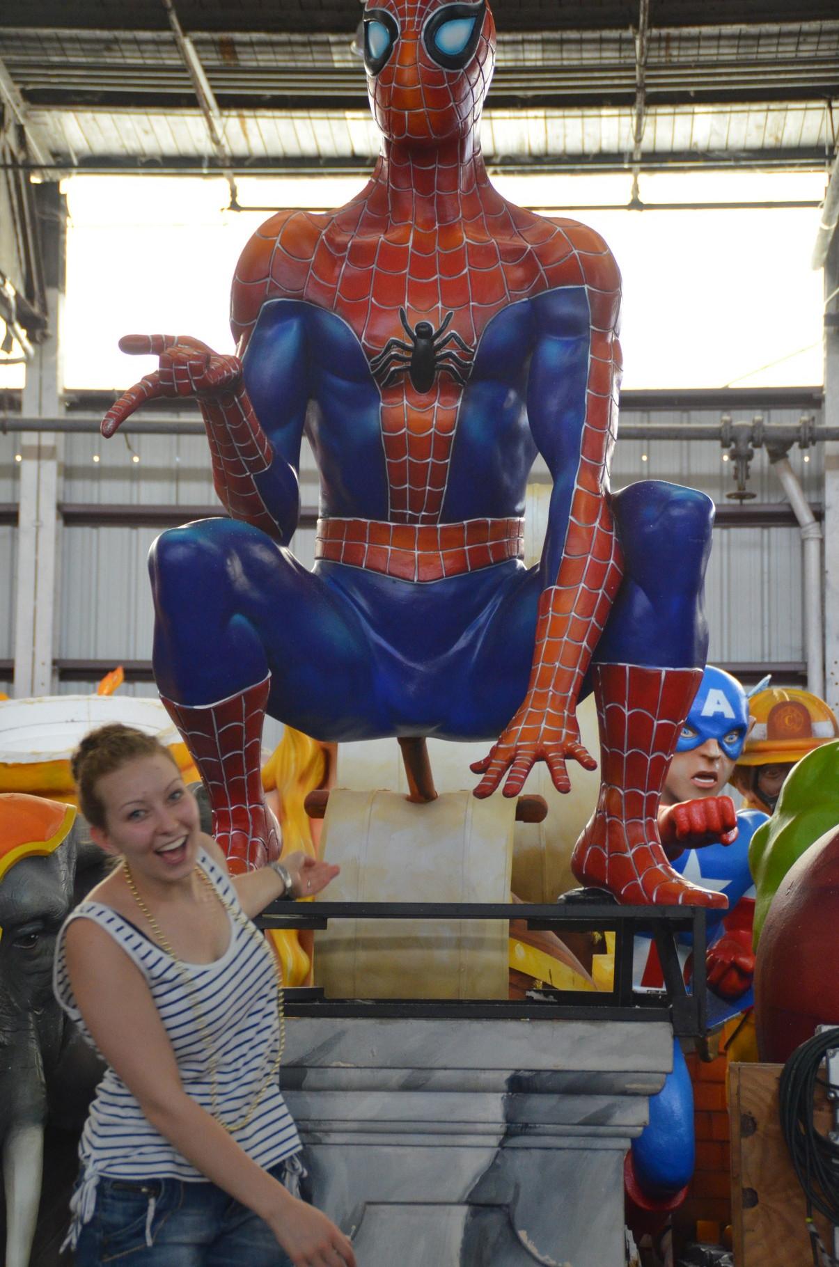 ach Spiderman, heute so witzig!