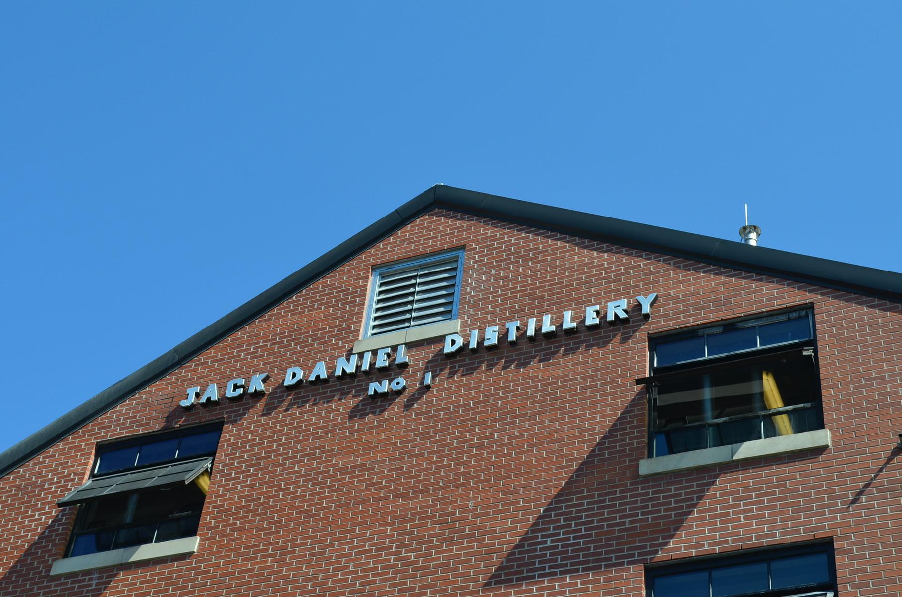 allererste registrierte Destillerie in den USA