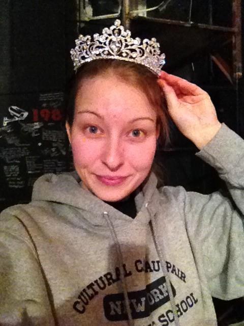 ich bin eine Prinzessin!