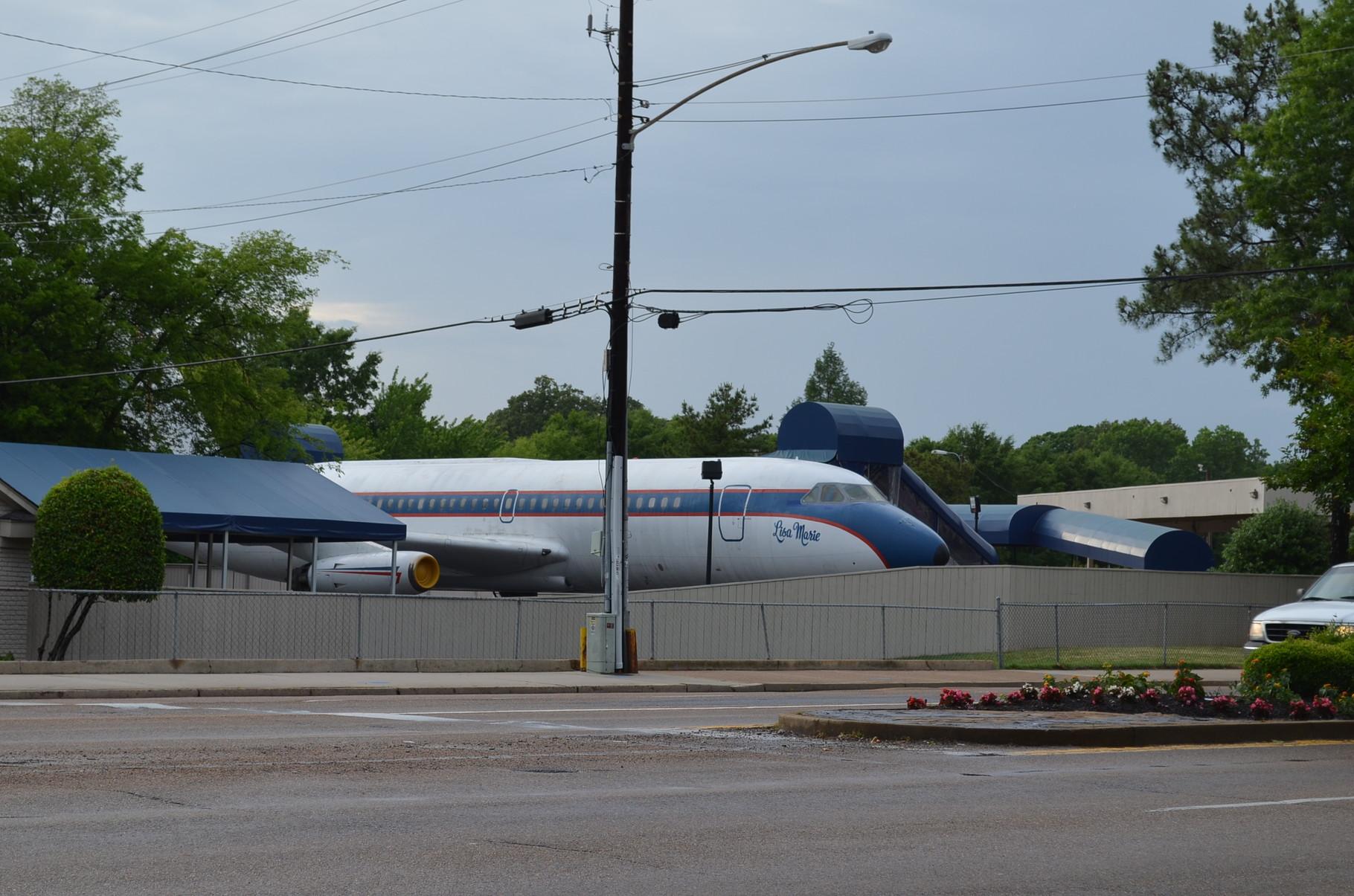 Elvis' Flugzeuge
