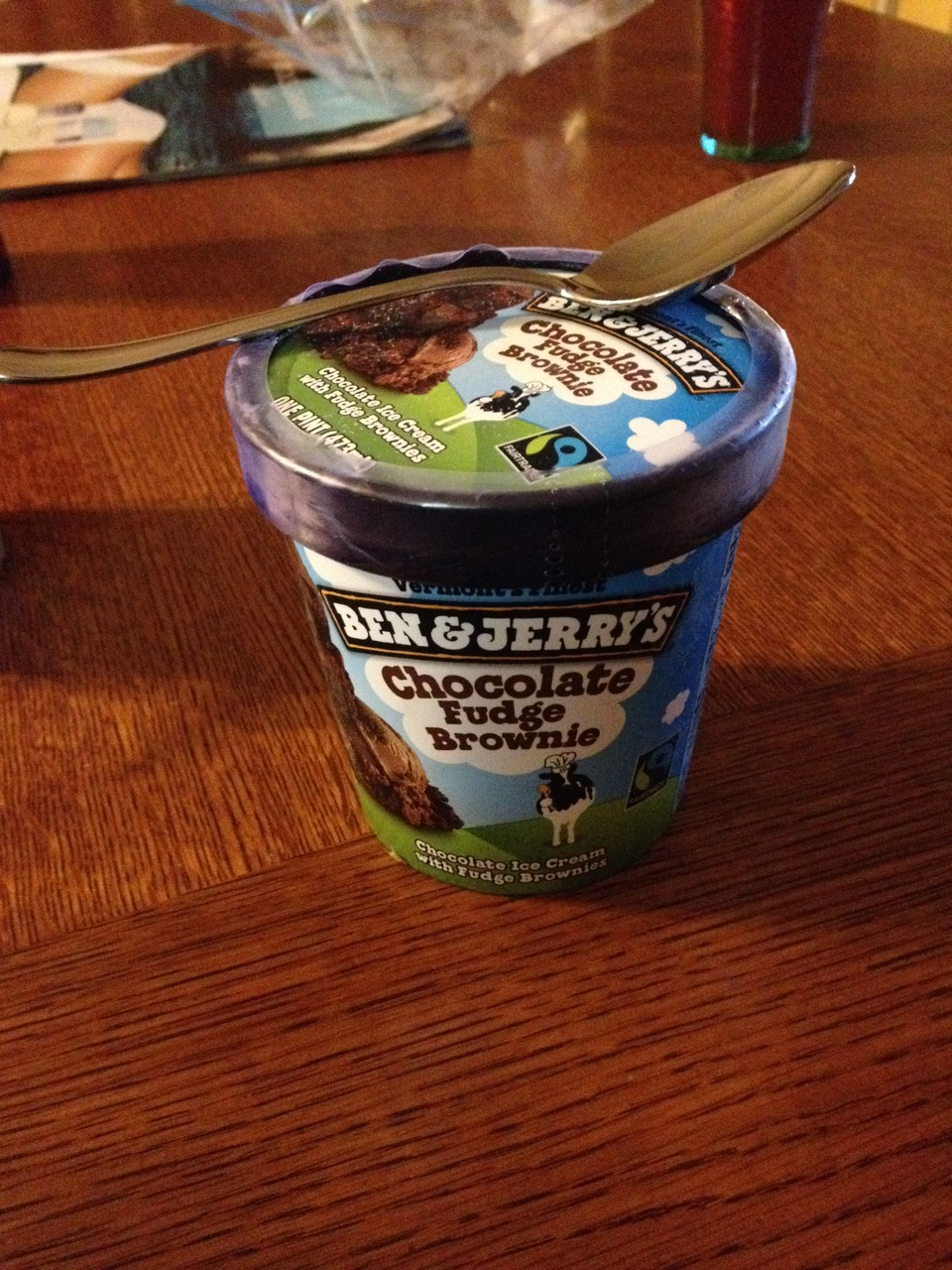 Ben & Jerry's Icecream