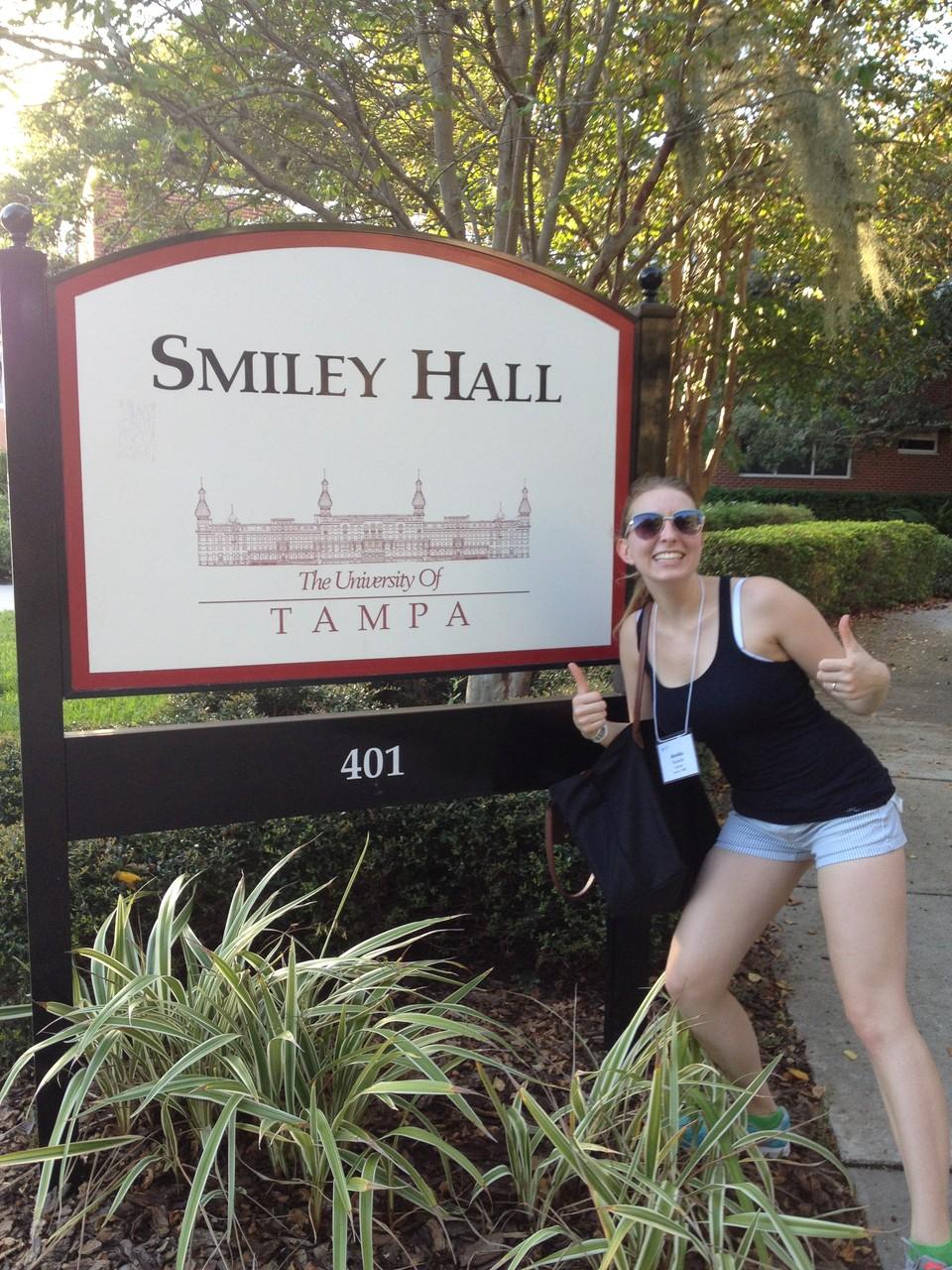 SMILEY HALL