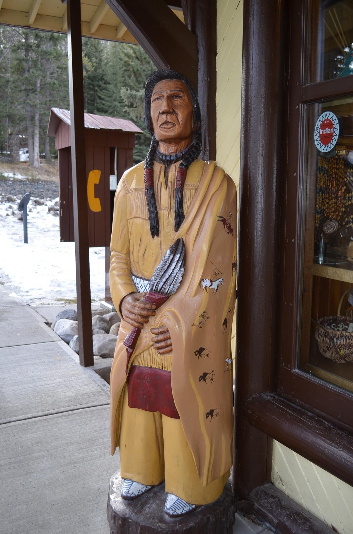Ureinwohner Shop